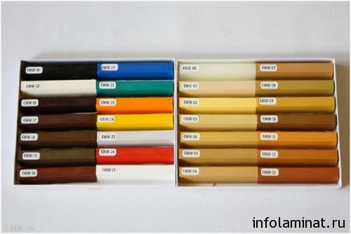 карандаш для ламината