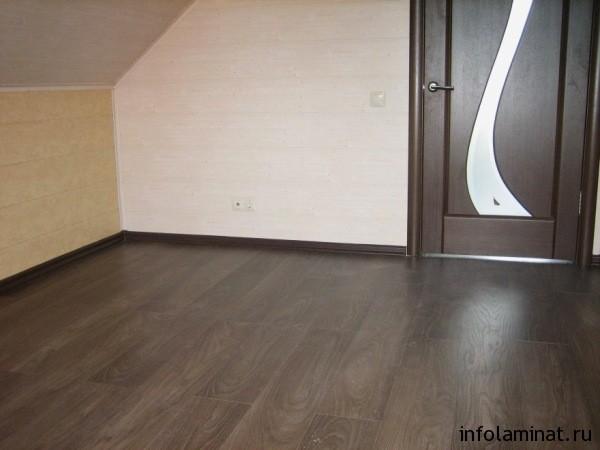 Как подобрать по цвету ламинат к дверям? Инструкция, фото