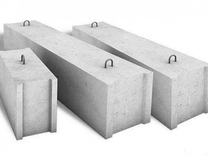 Фундаментные блоки: преимущества и применение при возведении разных оснований