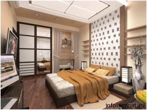 Как выбрать ламинат для спальни