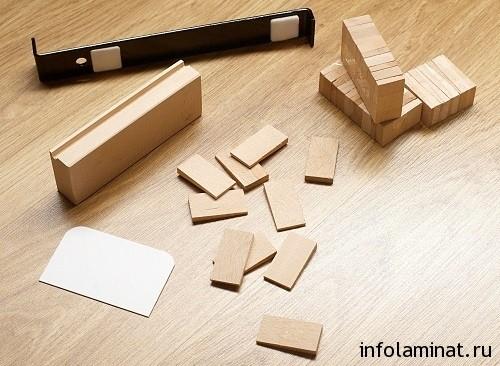 Монтажный набор для укладки ламината