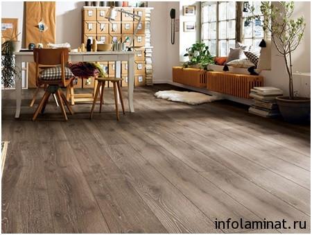 достоинства ламината Floorway