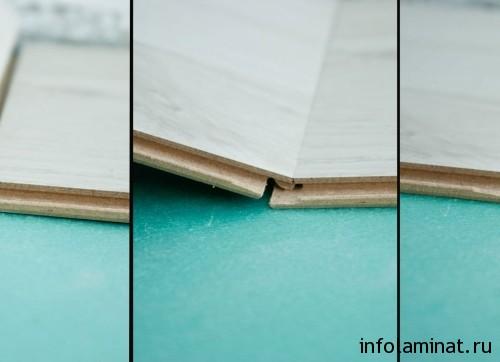 как правильно укладывать подложку под ламинат