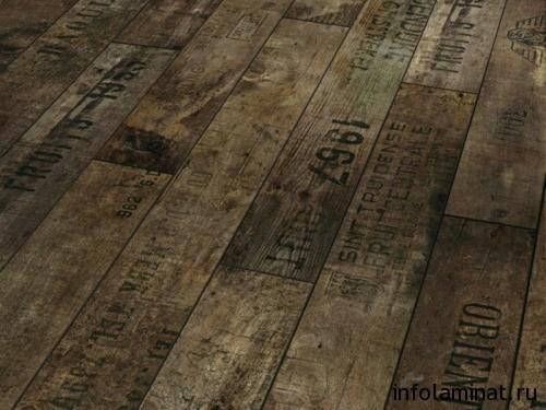 ламинат с надписями