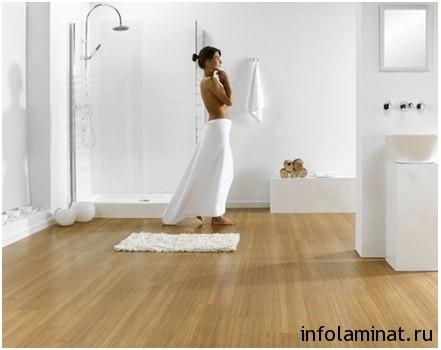 преимущества ламината Floor step